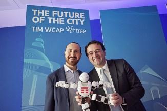 """TIM per la Sicilia: parte da Catania """"The Future of the City"""""""