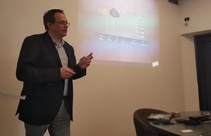 Umberto Pirovano, Manager, Systems Engineering