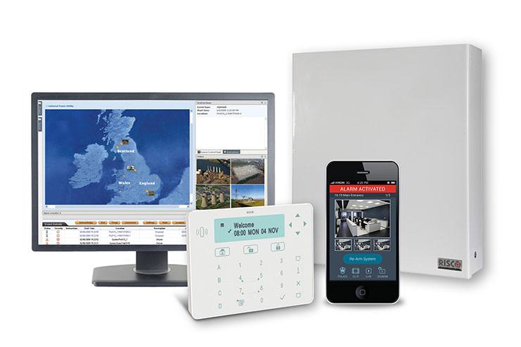 Risco Group lancia il nuovo ProSYS Plus anche per le Pmi