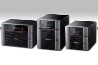Buffalo Network QuickView, manutenzione proattive centralizzata