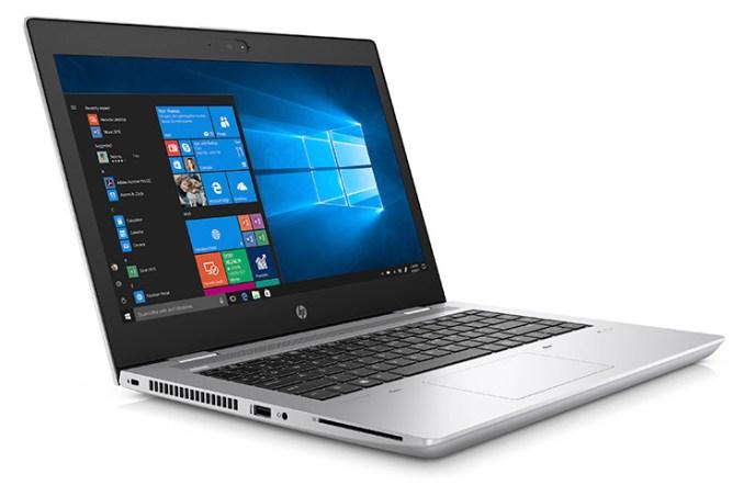HP, arrivano i nuovi EliteBook 705 e ProBook 645 G4
