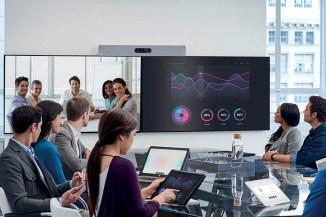 LG e Cisco insieme progettano le aziende del futuro