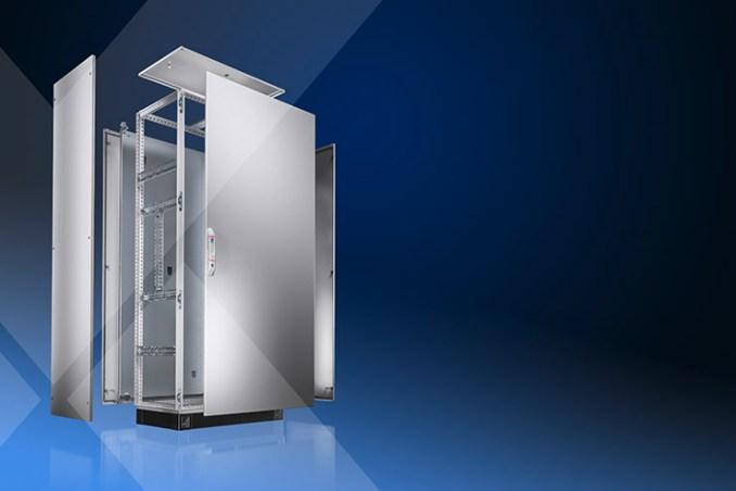 Rittal XV25 rivoluziona i sistemi di integrazione per server