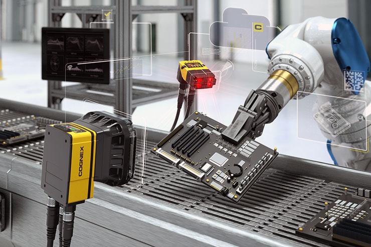 Cognex, machine vision al servizio dell'Industry 4.0