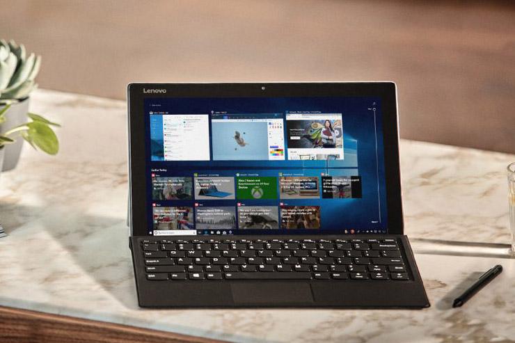 Microsoft, arriva il Windows 10 April 2018 Update