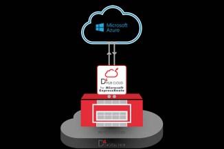 DATA4, connessione diretta al public cloud Microsoft Azure
