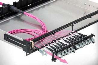 Rosenberger OSI PreCONNECT PURE MTP, cablaggio top per data center