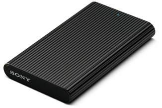 Sony SL-E, storage mobile SSD per i mobile worker