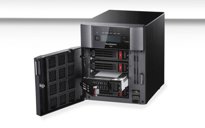 Buffalo TeraStation WSS2016, storage Windows evoluto
