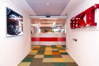 OKI inaugura la nuova sede di Assago