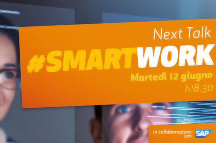 Smart working, se ne parla in un incontro organizzato da SAP