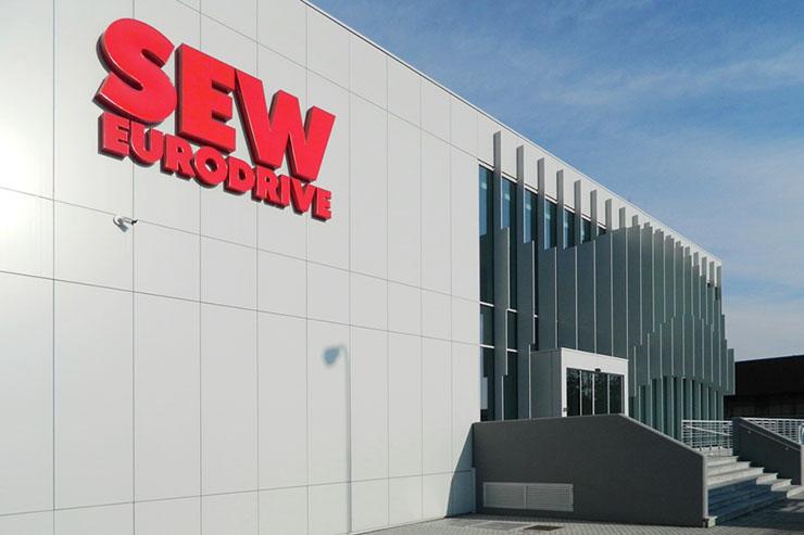 Soluzioni Vertiv per il nuovo data center Sew-Eurodrive
