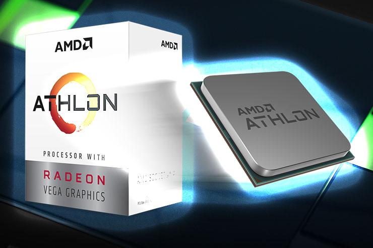 AMD Athlon e Ryzen PRO, CPU desktop per il multitasking