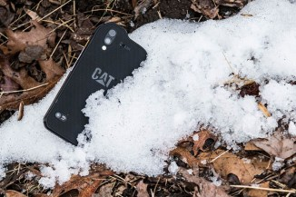 CAT S61, smartphone rugged con thermal imaging FLIR