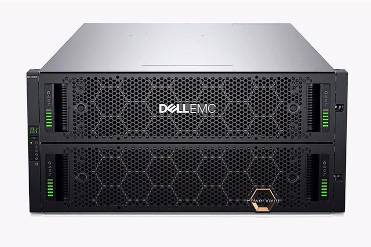 Storage array PowerVault Dell EMC, su misura per le PMI