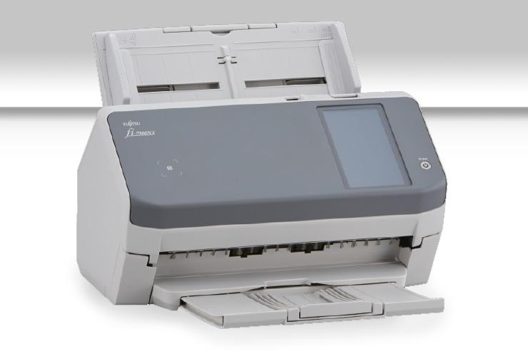 Fujitsu fi-7300NX, il network scanner sicuro e integrato