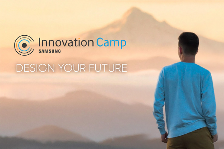 Samsung presenta la seconda edizione Innovation Camp