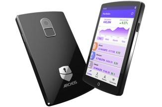 Archos Safe-T Touch, il portafogli hardware per cripto-risorse