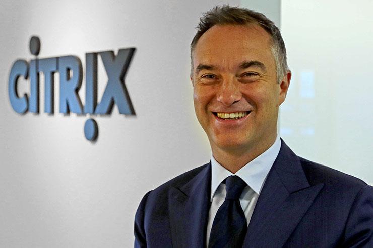 Citrix, Andrea Dossena è il Country Manager per l'Italia