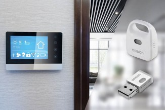 Omron 2JCIE-BU01, debutta il sensore ambientale formato USB