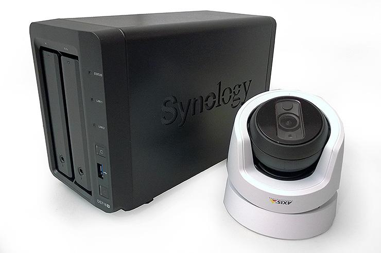 Synology Surveillance Station, da NAS a DVR per la sicurezza
