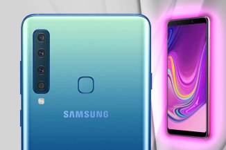 Samsung Galaxy A9, quadrupla fotocamera e zoom ottico