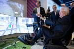 Cent'anni di Ericsson Italia, la visita del Presidente Mattarella