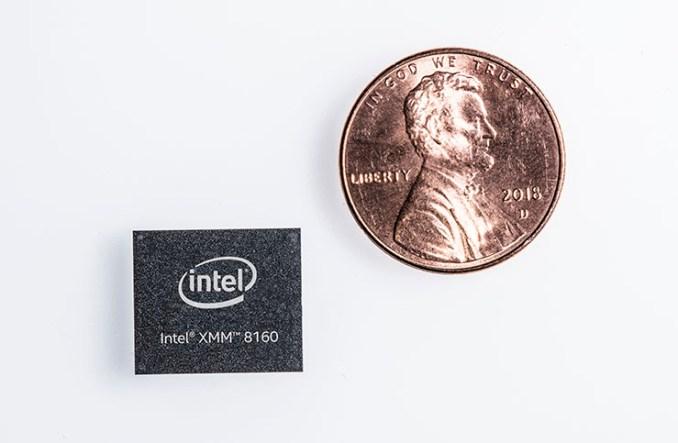 Intel anticipa la produzione del modem multimodale 5G XMM 8160