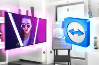 TeamViewer e BenQ, controllo e collaborazione per il digital signage