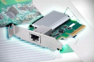 Buffalo LGY-PCIE-MG facilita la transizione verso i 10 Gbit