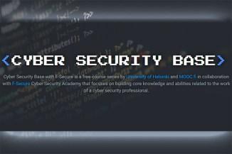 """Riprendono le lezioni """"Cyber Security Base with F-Secure"""""""