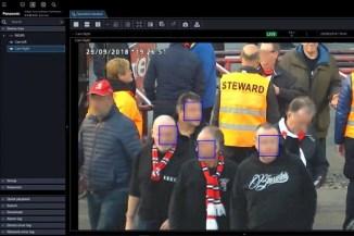 I tornelli degli stadi in Belgio più sicuri con Panasonic