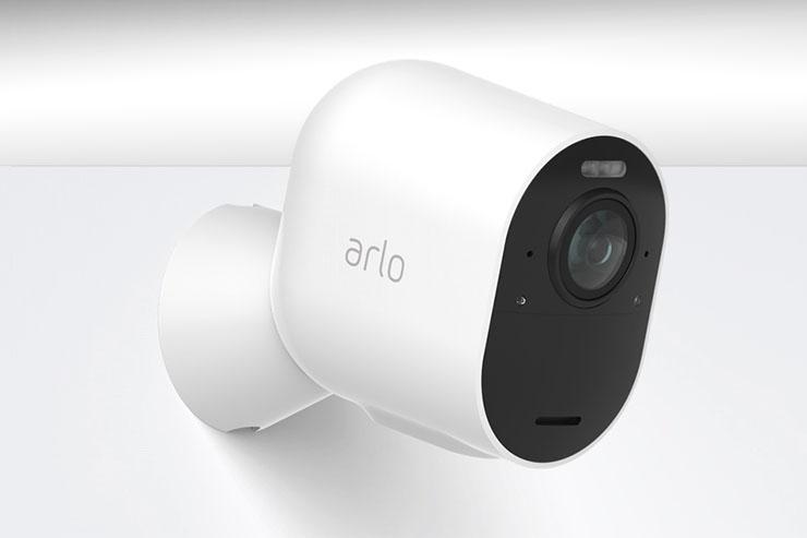 Arlo, in arrivo nuove videocamere wireless 4K HDR