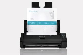 IRIScan Pro 5, scanner ultracompatto con dotazione completa