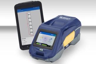 Brady, la nuova BradyPrinter M611 è gestibile da smartphone