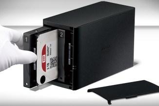 Buffalo LinkStation 220DR, storage affidabile con drive WD Red