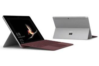 Microsoft Surface Go LTE Advanced, arriva la versione consumer