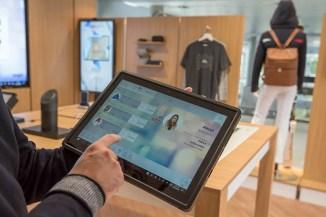 Retail, ecco lo showroom digitale Cegid Innovation Store