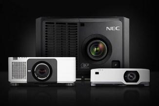 Il futuro della proiezione laser nella nuova gamma di NEC