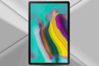 Samsung, presentato l'innovativo tablet Galaxy Tab S5e