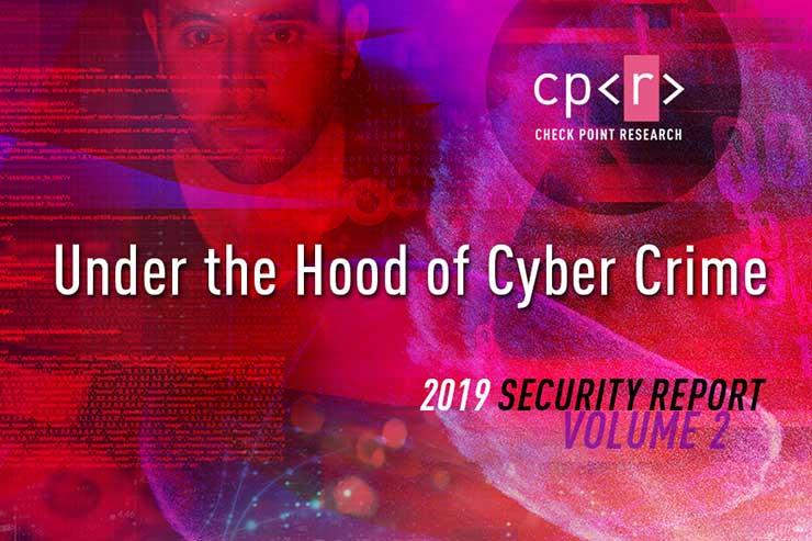 Check Point, ecco la seconda parte del Security Report 2019