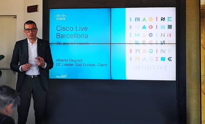 L'evoluzione di Cisco anticipa i trend del network digitale
