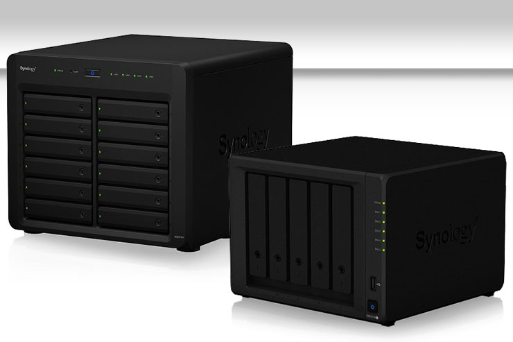 Synology DS2419+ e DS1019+, NAS resilienti per le imprese
