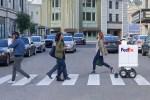 FedEx presenta SameDay Bot: ecco i robot-corrieri