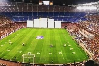 5G per lo stadio Camp Nou grazie a Ericsson e Telefónica