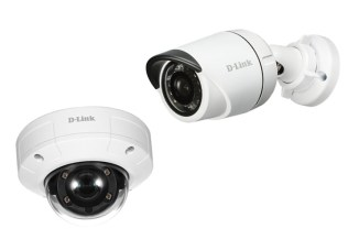 D-Link, presentate nuove videocamere antivandaliche 5 Mpixel