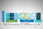 Da SAS in arrivo 1 miliardo per l'Intelligenza Artificiale