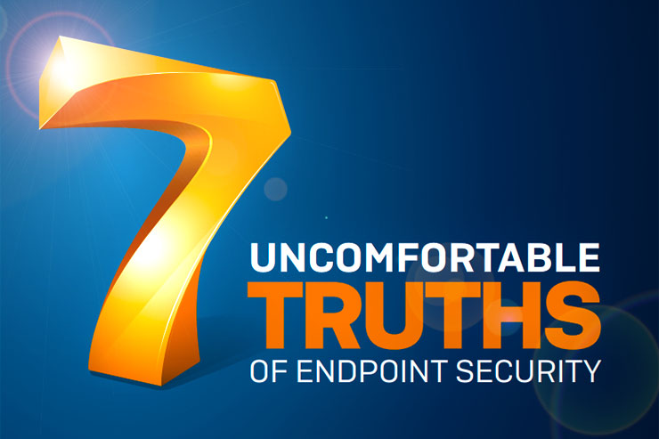 Sophos, ecco le sette scomode verità sull'endpoint security
