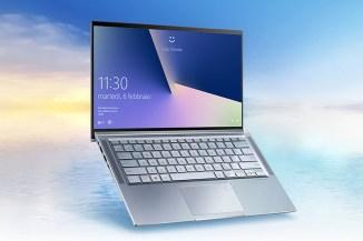 Asus ZenBook 14, agilità per il business moderno