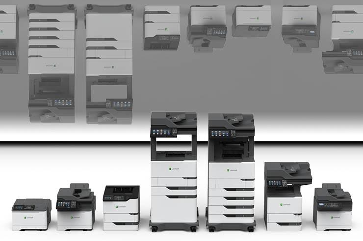 Le soluzioni di stampa per il settore manufatturiero di Lexmark